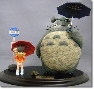 My Nieghbor Totoro Diarama